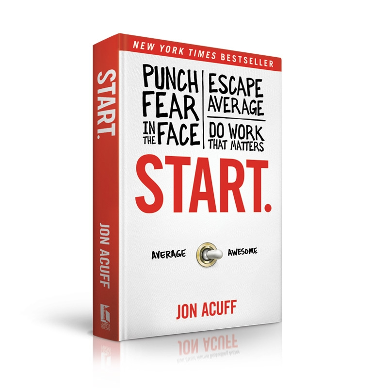 Start by Jon Acuff Book Review