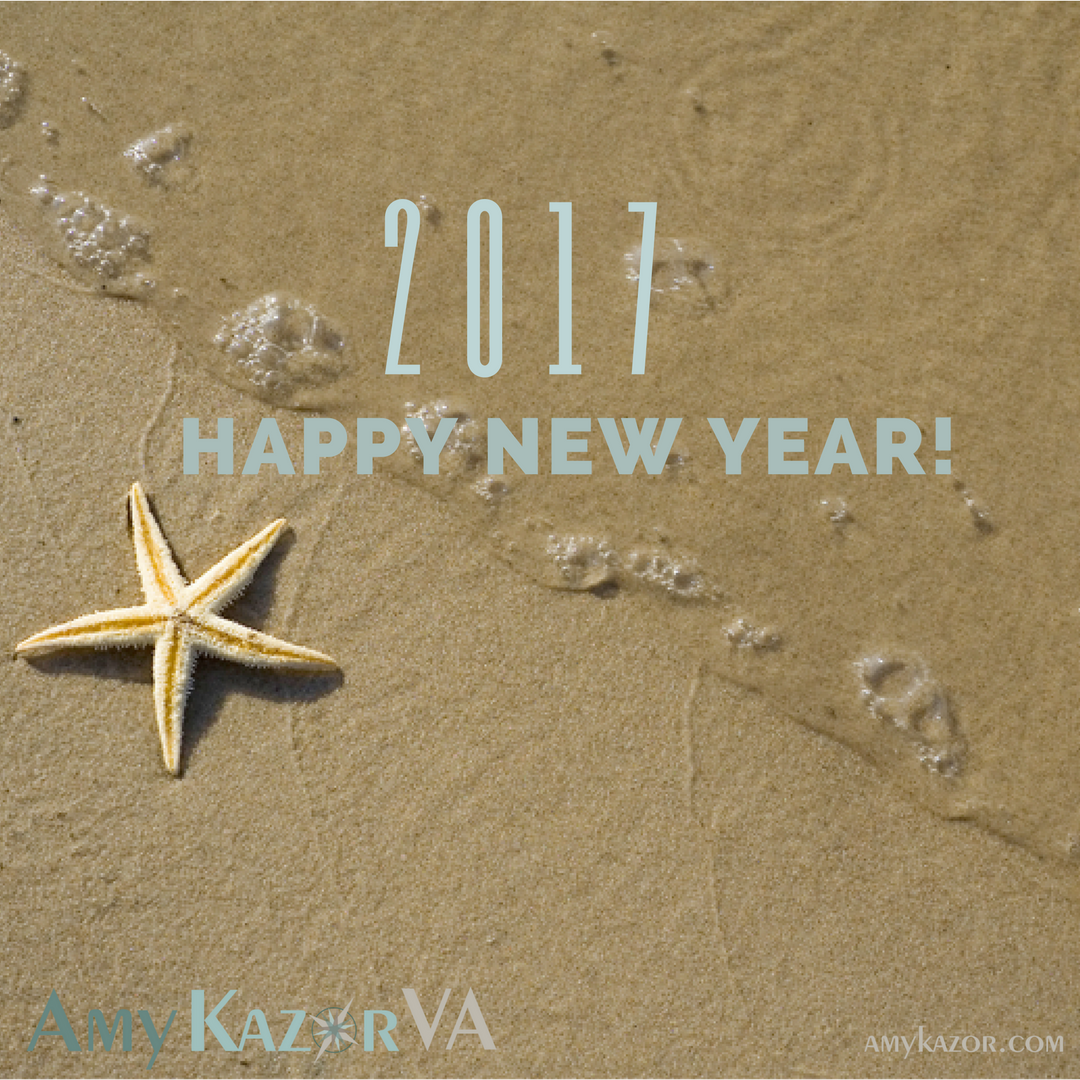Welcome, 2017! Happy New Year!
