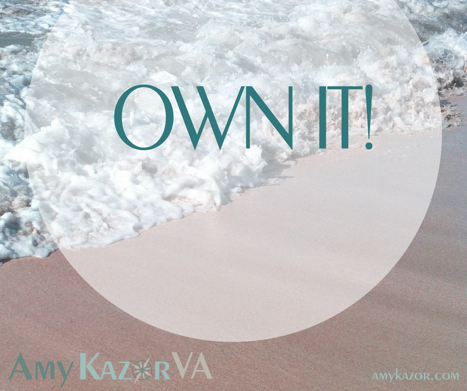 Are You Owning It?