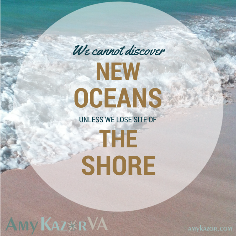 New Oceans – Learning and Growing