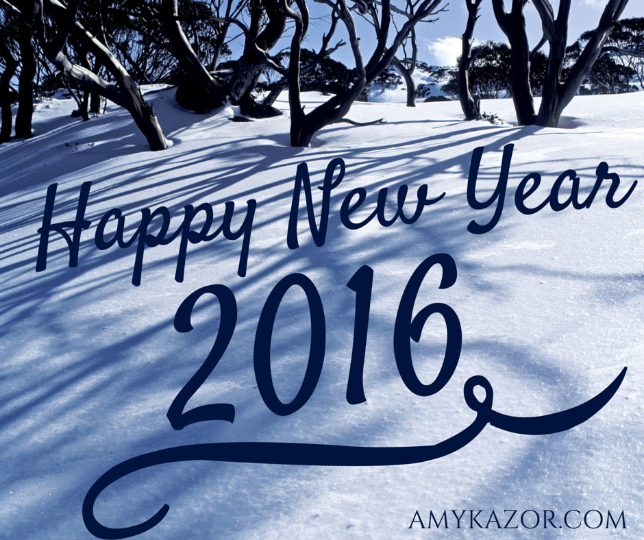 Ringing In the New Year: New Ways to Begin